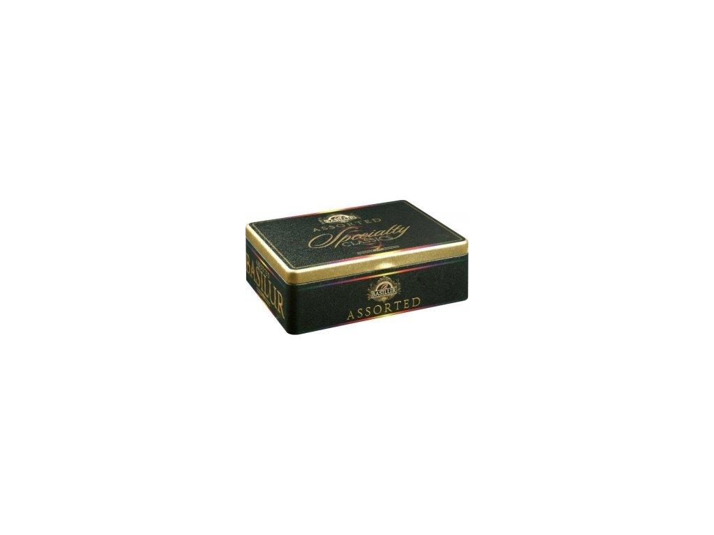 BASILUR Assort Specialty 60 plech 50x2g & 10x1,5g