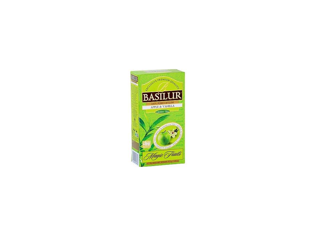 BASILUR/ Magic Apple & Vanilla nepřebal 25x1,5g