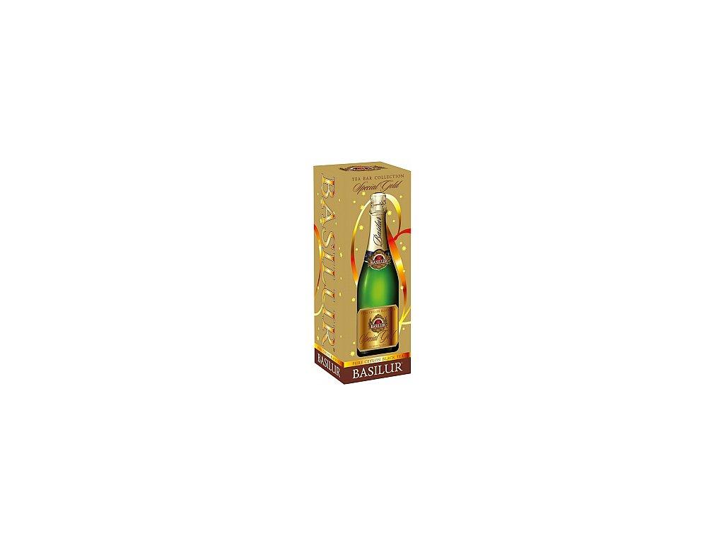 BASILUR/ Tea Bar Special Gold papír 65g