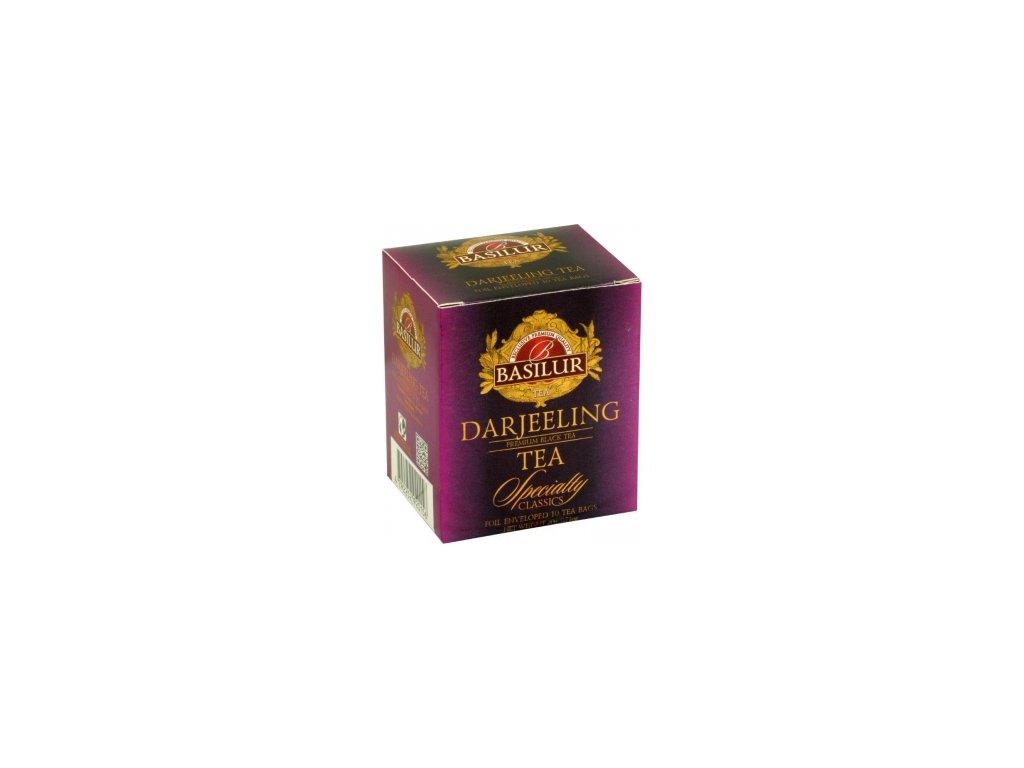 BASILUR Specialty Darjeeling přebal 10x2g