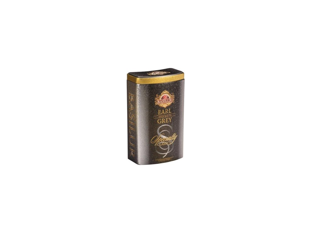 BASILUR Specialty Earl Grey plech 100g