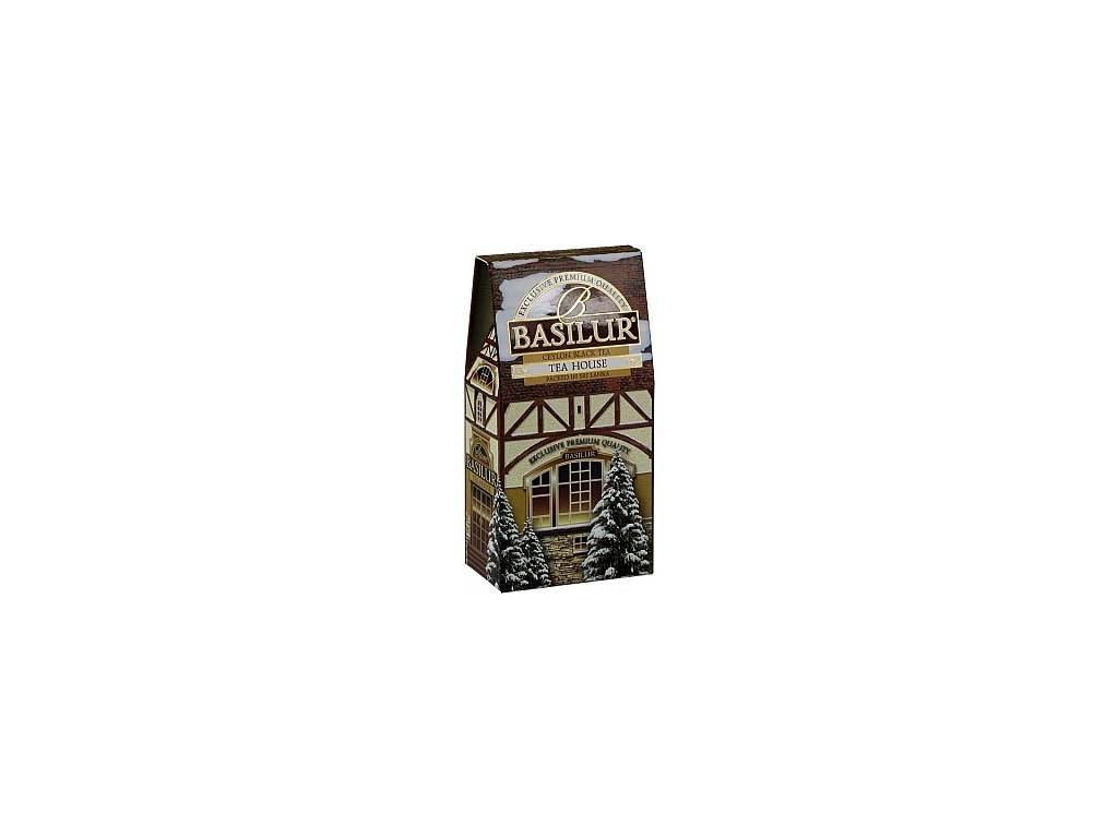 BASILUR Personal Tea House papír 100g