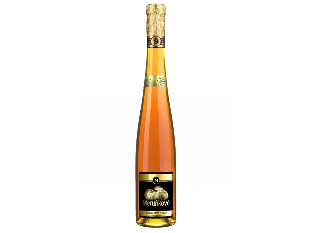 meruňkové víno