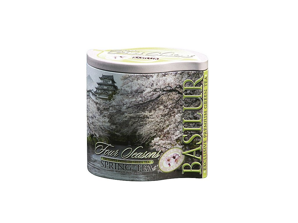 BASILUR Four Season Spring Tea plech 100g