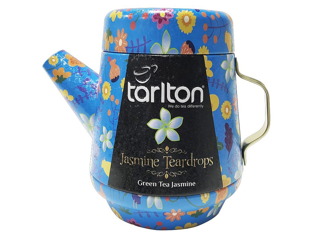 TARLTON Tea Pot Cardinal Soursop Green Tea plech 100g
