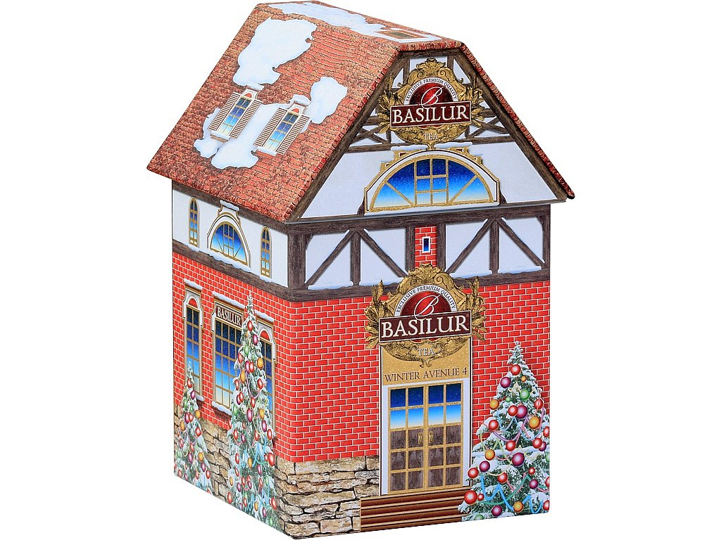 Tea House Winter Avenue 4 plech 100g