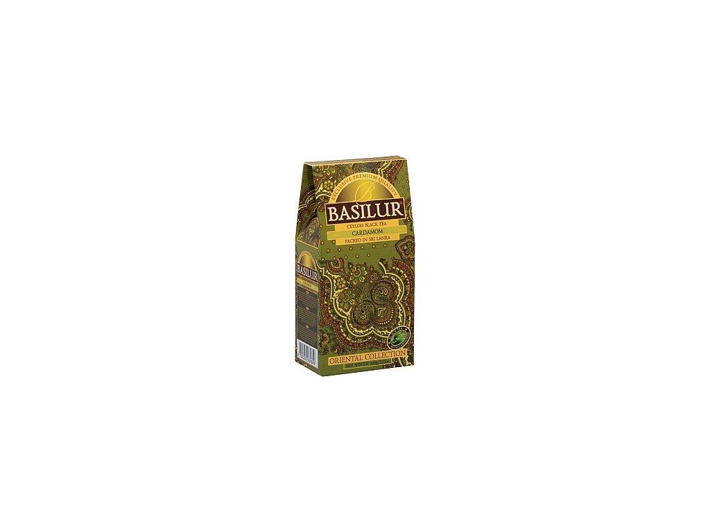 BASILUR Orient Cardamom papír 100g