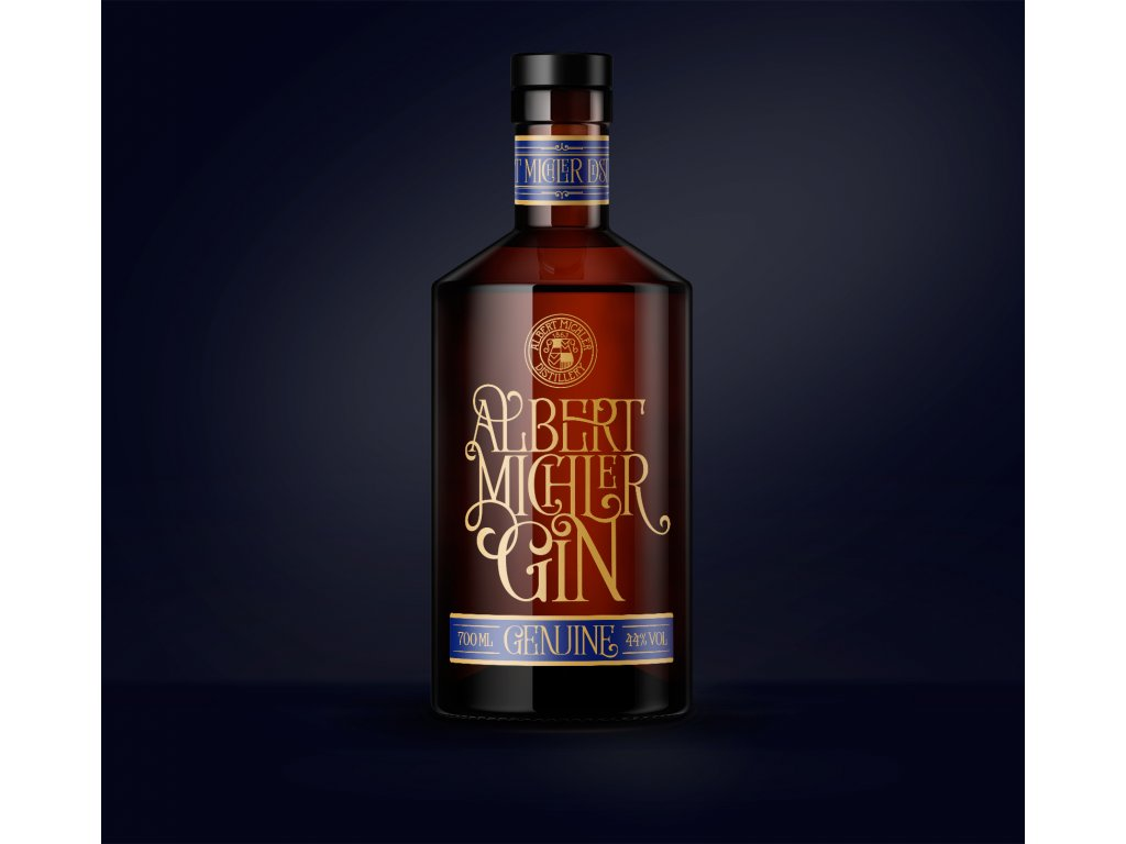 GIN Genuine produkt