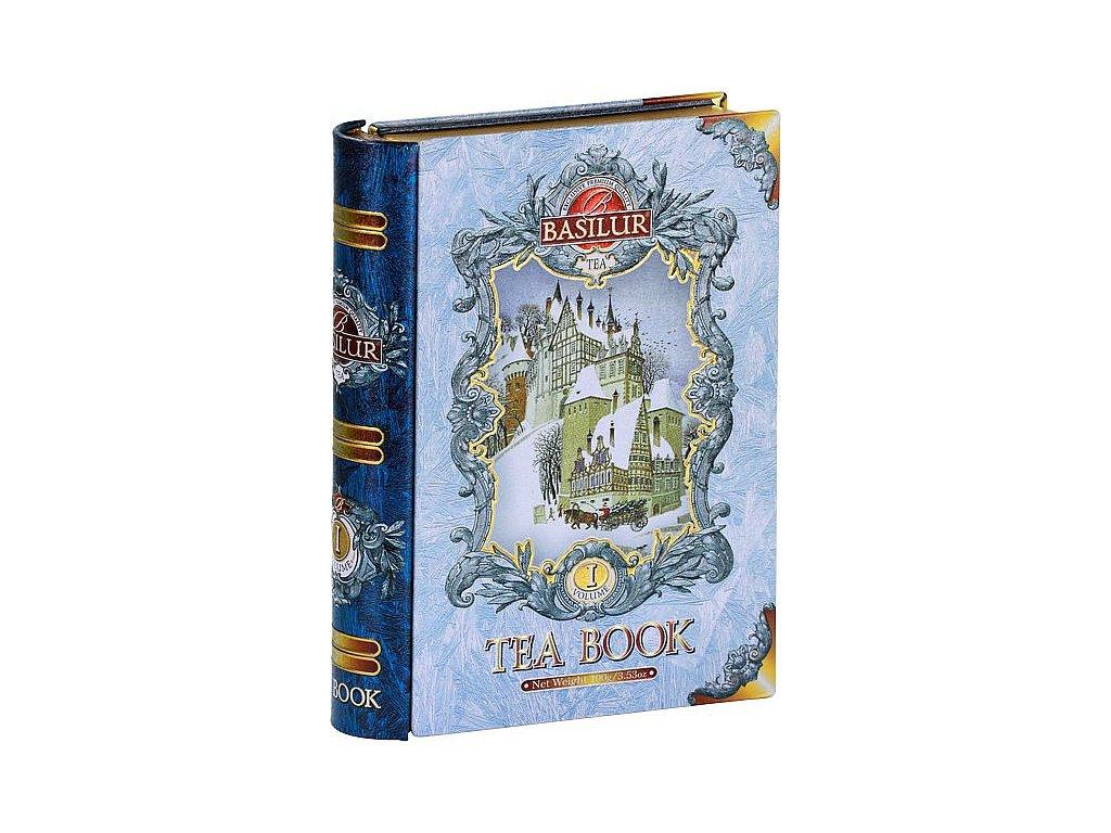 Tea Book I. Blue plech 100g