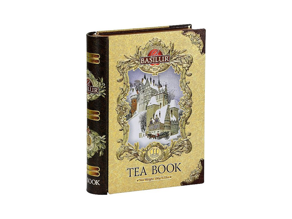 Tea Book II. Gold plech 100g