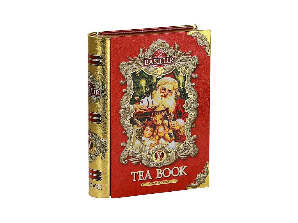 Tea Book V. Red plech 100g