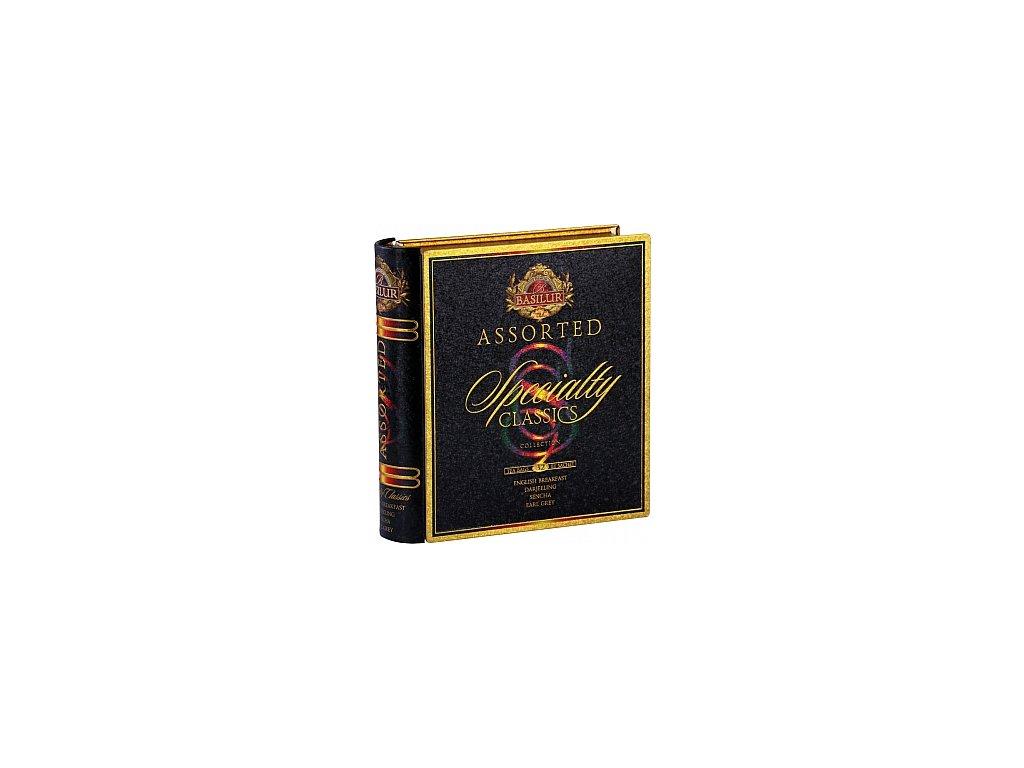 Book Assorted Specialty plech 32 gastro sáčků