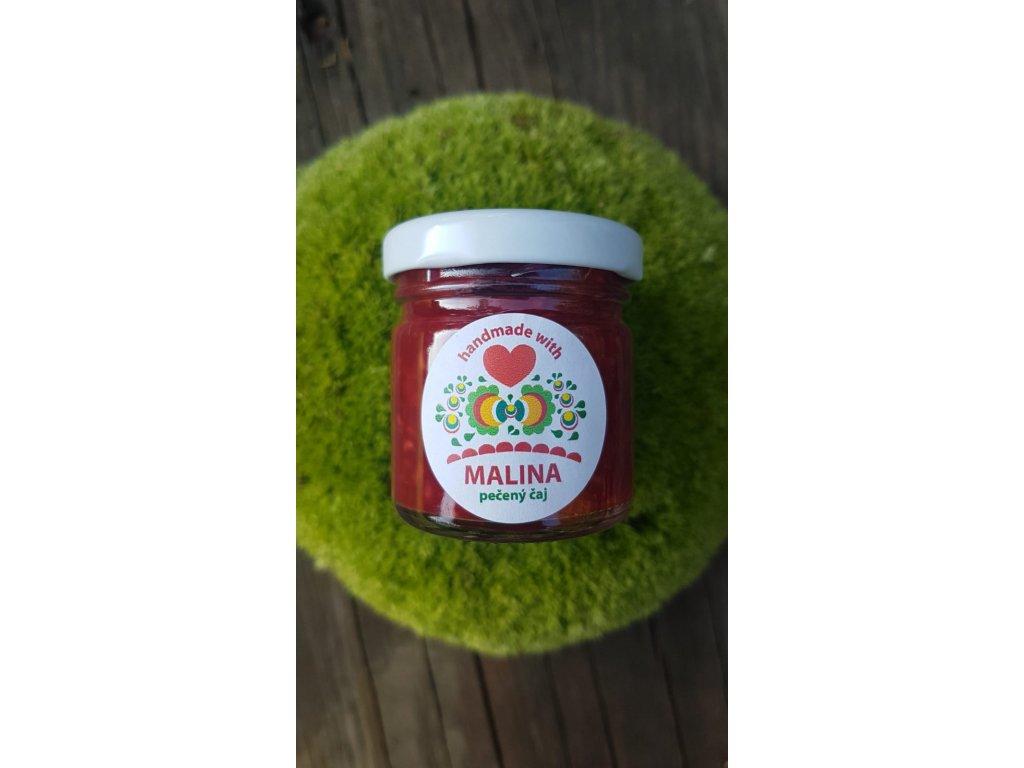 Pečený čaj MALINA 44g