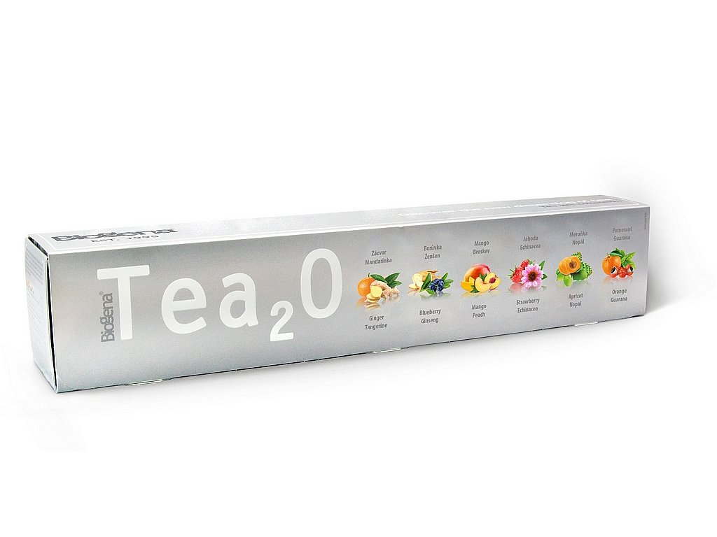 Biogena Tea2O Kazeta mix 60x2.5g
