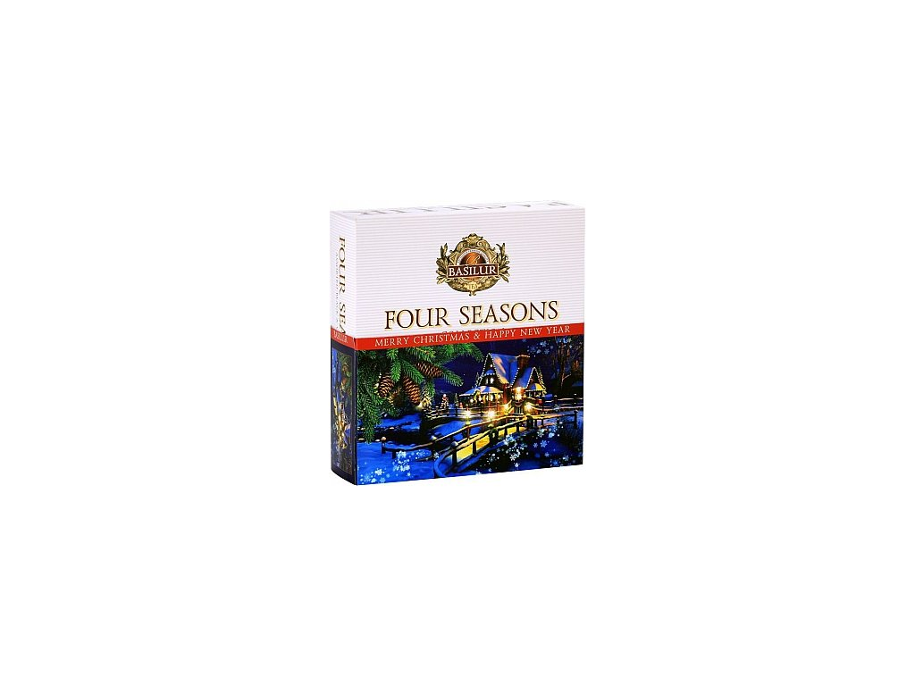 Four Seasons Vánoční 009 Assorted přebal 40E