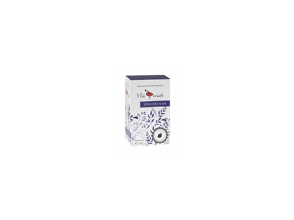 Bylinné čaje Vlčkovi Migréna 20x2g