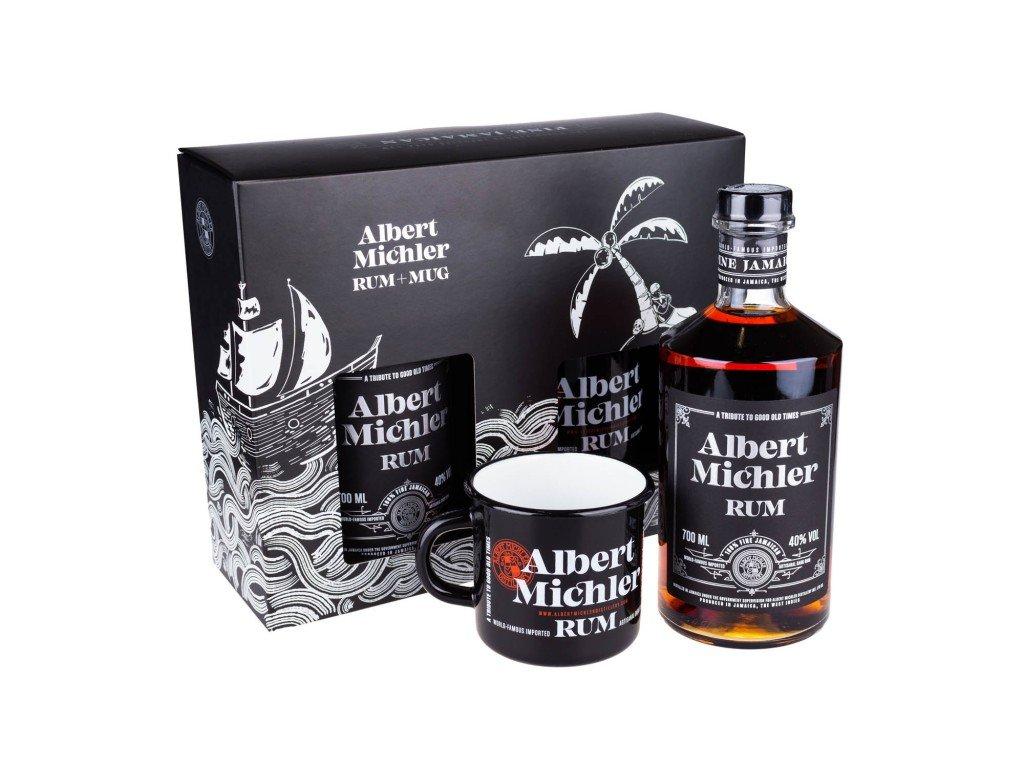 michlers rum artisanal dark rum kartonek 0 7l 40 2170 (1)