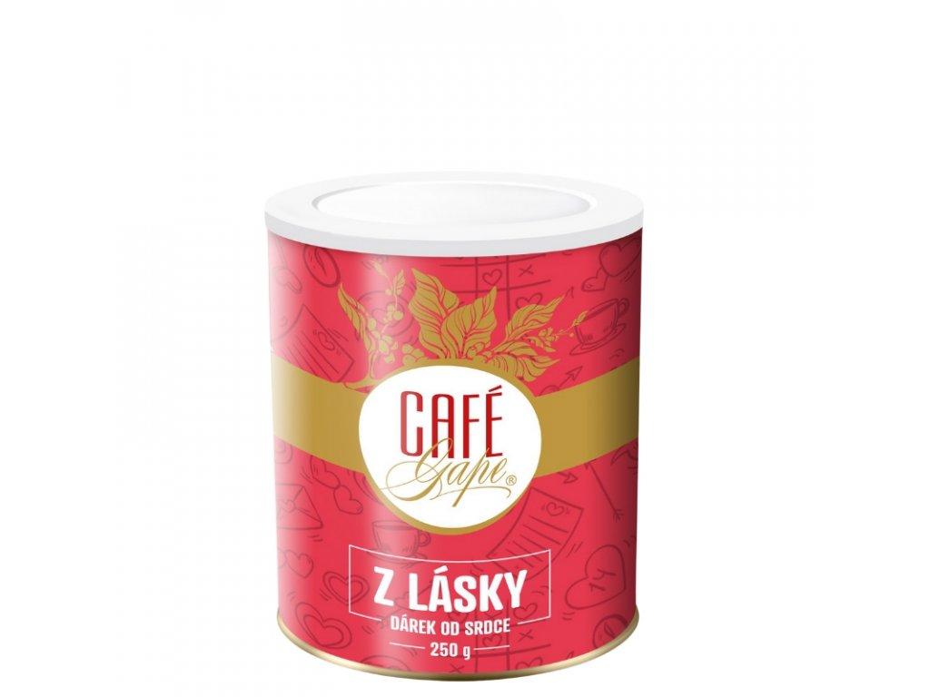 Café Gape Z lásky 250g