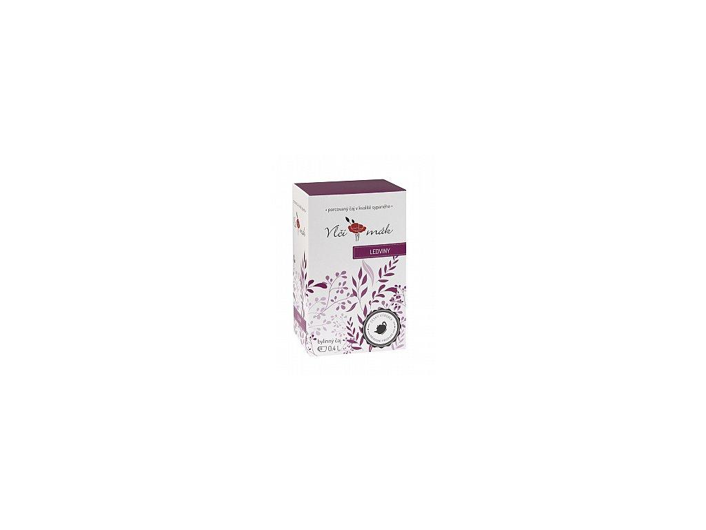 Bylinné čaje Vlčkovi Ledviny 20x2g