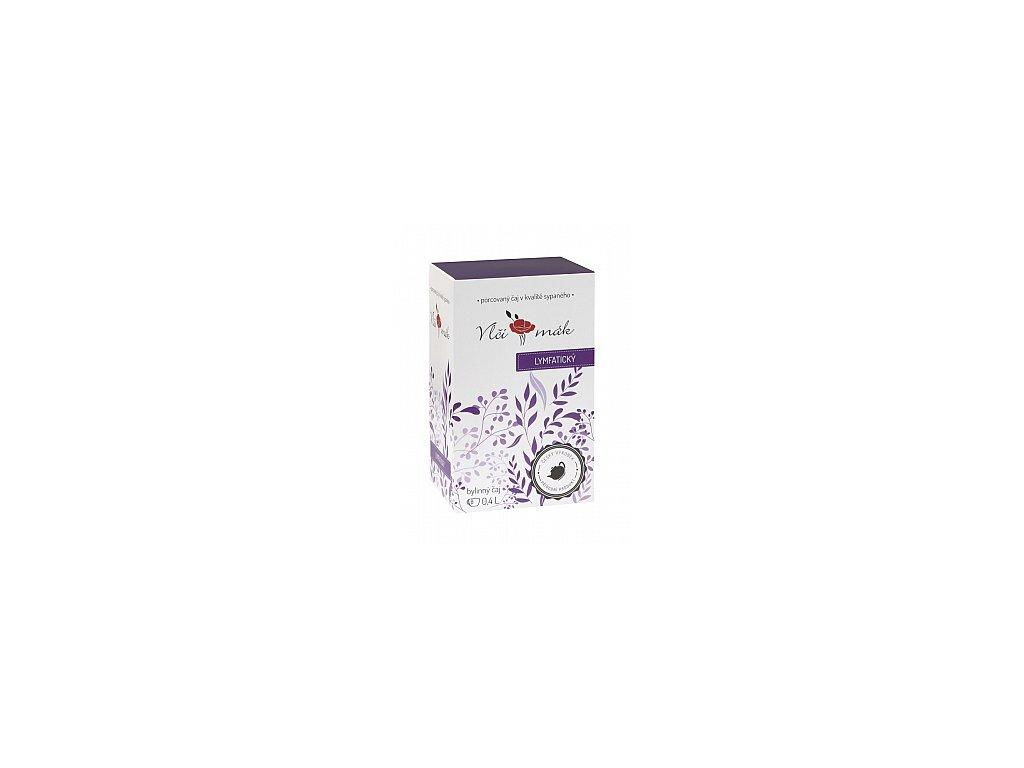 Bylinné čaje Vlčkovi Lymfatický 20x2g