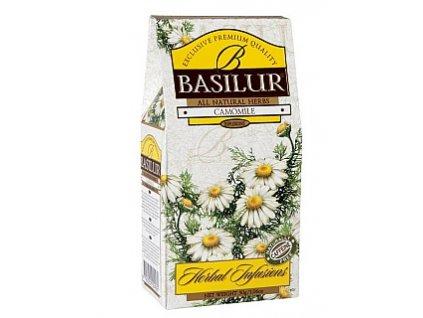 BASILUR Herbal Camomile papír 30g