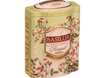 BASILUR Bouquet White Magic plech 100g