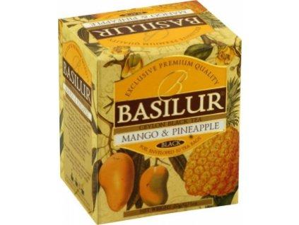BASILUR Magic Mango & Pineapple přebal 10x2g