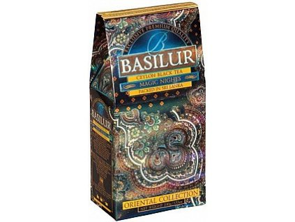 BASILUR Orient Magic Night papír 100g