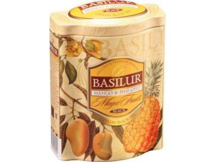BASILUR Magic Mango & Pineapple plech 100g