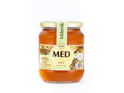 Milerski MED květový 750m