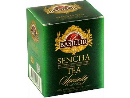 BASILUR Specialty Sencha přebal 10x1,5g