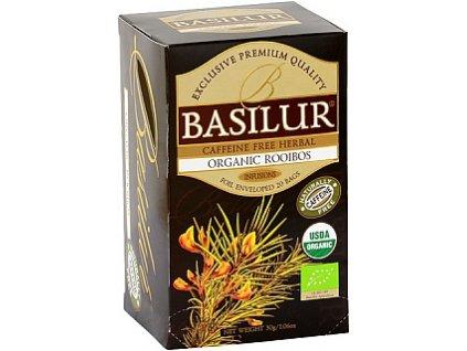 BASILUR/ Organic Rooibos přebal 20x1,5g