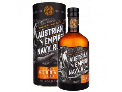 1193 1 austrian empire navy double cask cognac