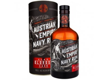 1196 1 austrian empire navy double cask oloroso
