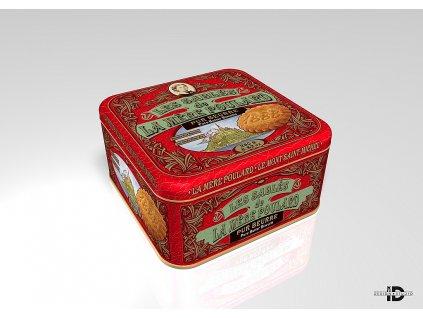 La Mére Coffret Pure butter biscuit plech 250g