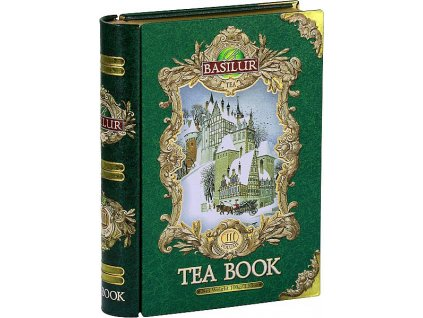 Tea Book III. Green plech 100g