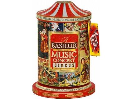 BASILUR Music Concert Circus plech 100g