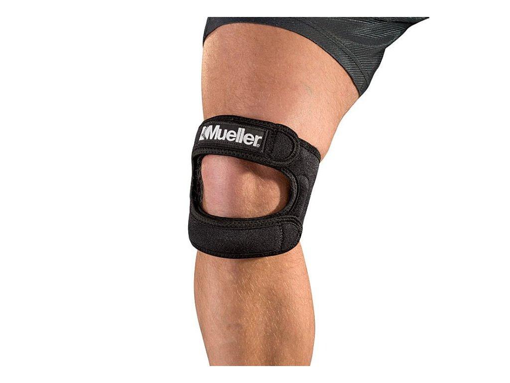 Mueller Max Knee Strap, duálny kolenný pások