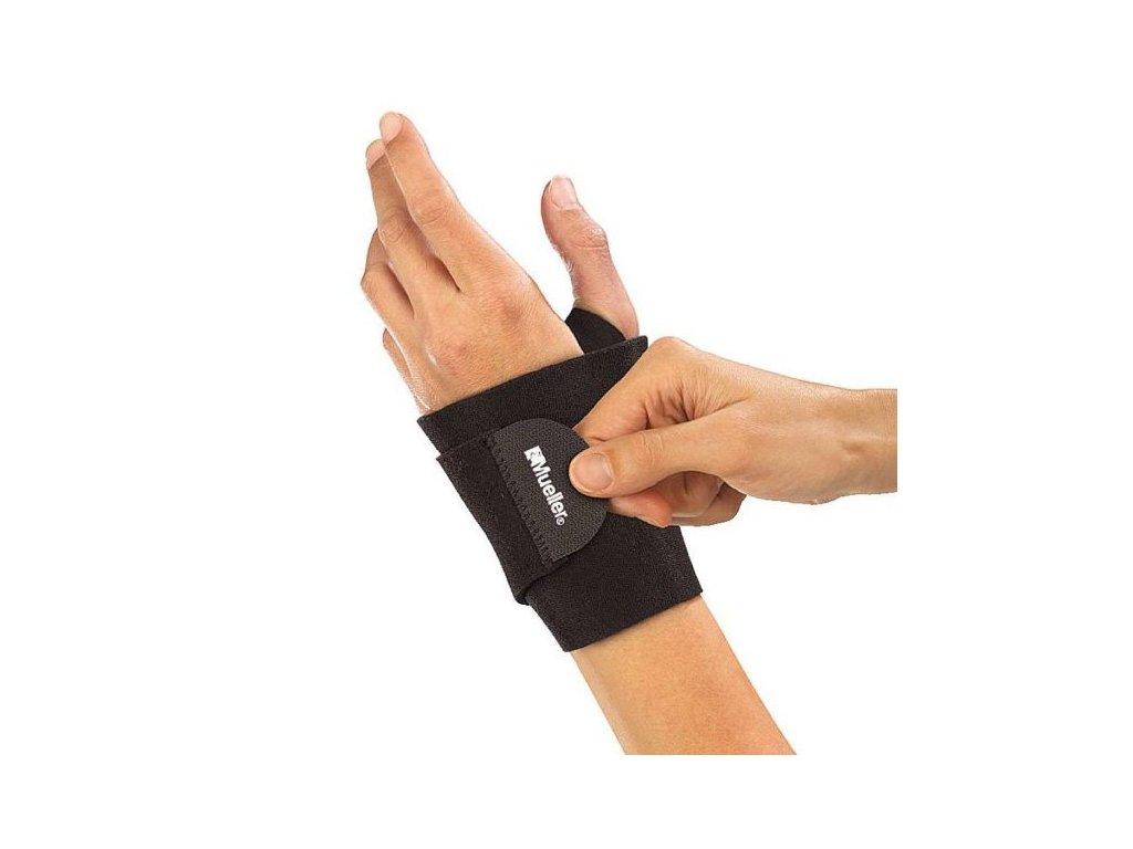 Mueller Wraparound Wrist Support, bandáž na zápästie