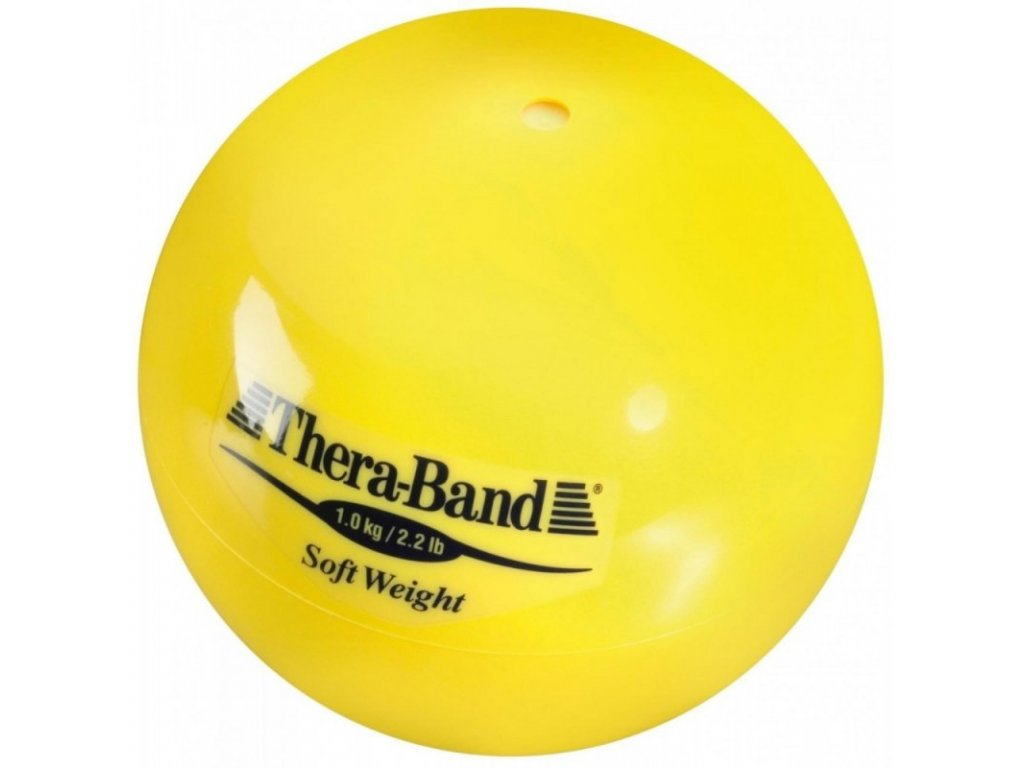 Thera-Band Medicinbal 1 kg, žltý
