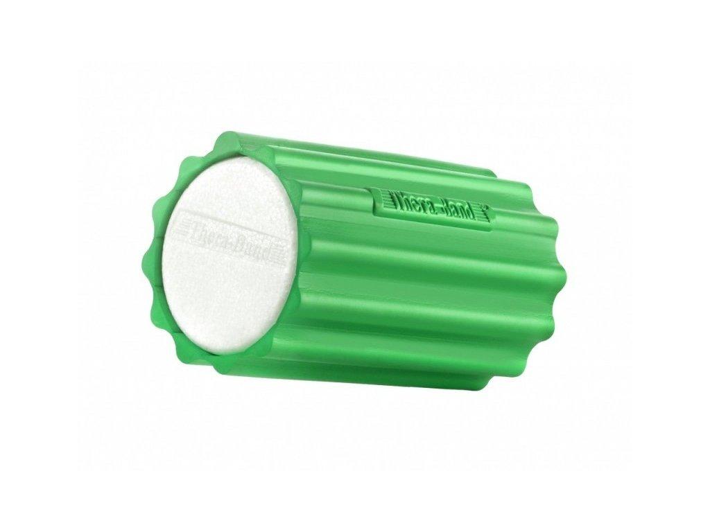 Thera-Band penový valec so zeleným obalom, tvrdý