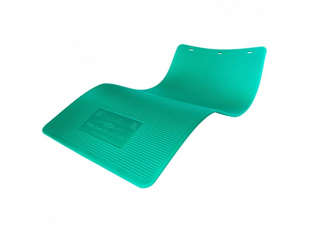 Thera-Band podložka na cvičenie, 190 cm x 100 cm x 1,5 cm, zelená