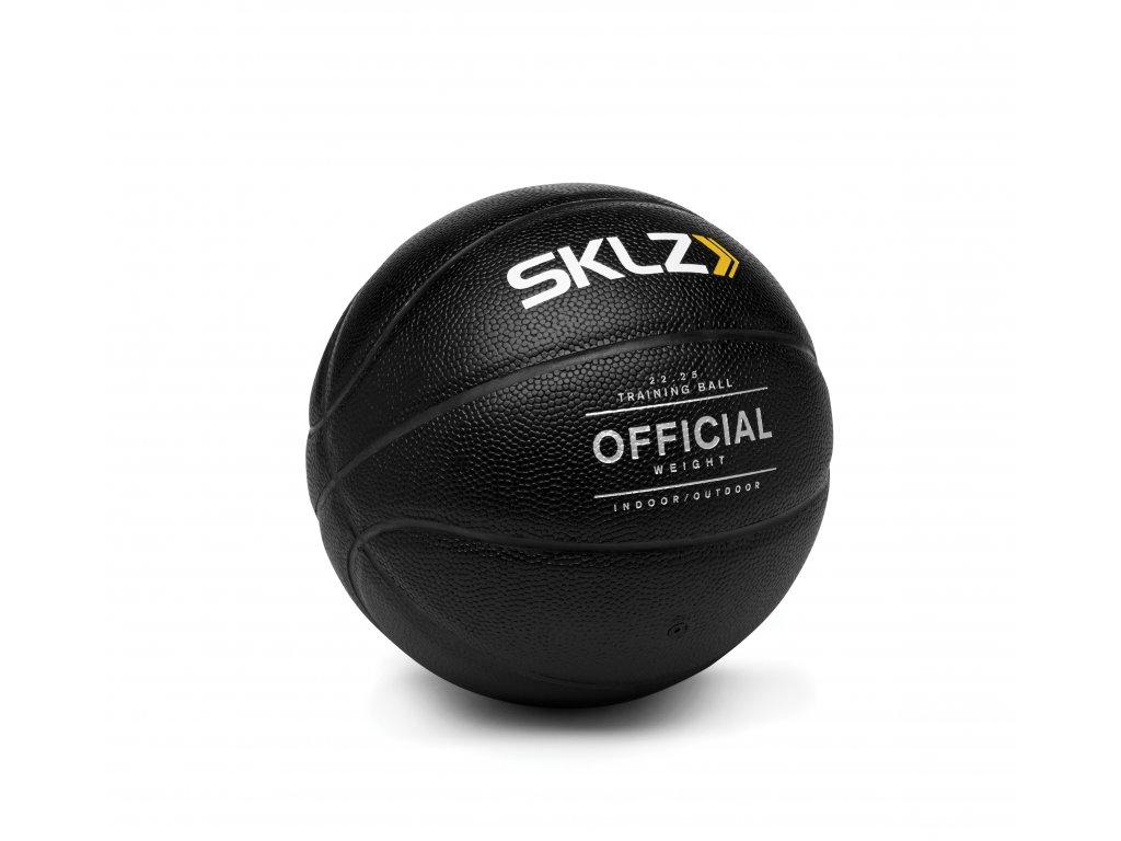 SKLZ Official Weight Control Basketball, malá basketbalová lopta stredná