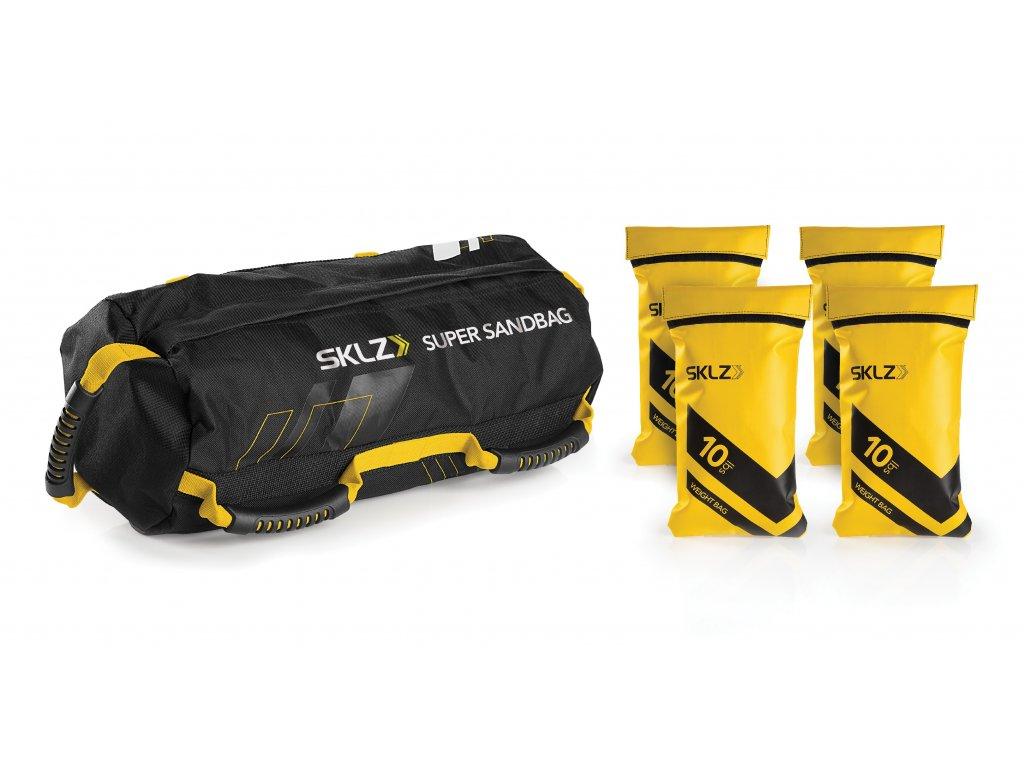 SKLZ Super Sandbag, vak na posilňovanie
