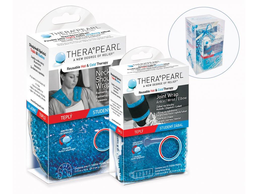 TheraPearl Darčekové balenie Computer 1+1