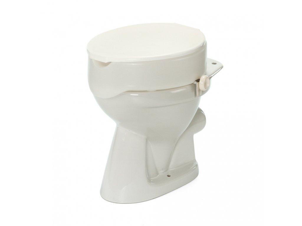 Nadstavec na WC 10 cm poklop, 508 B/Deluxe