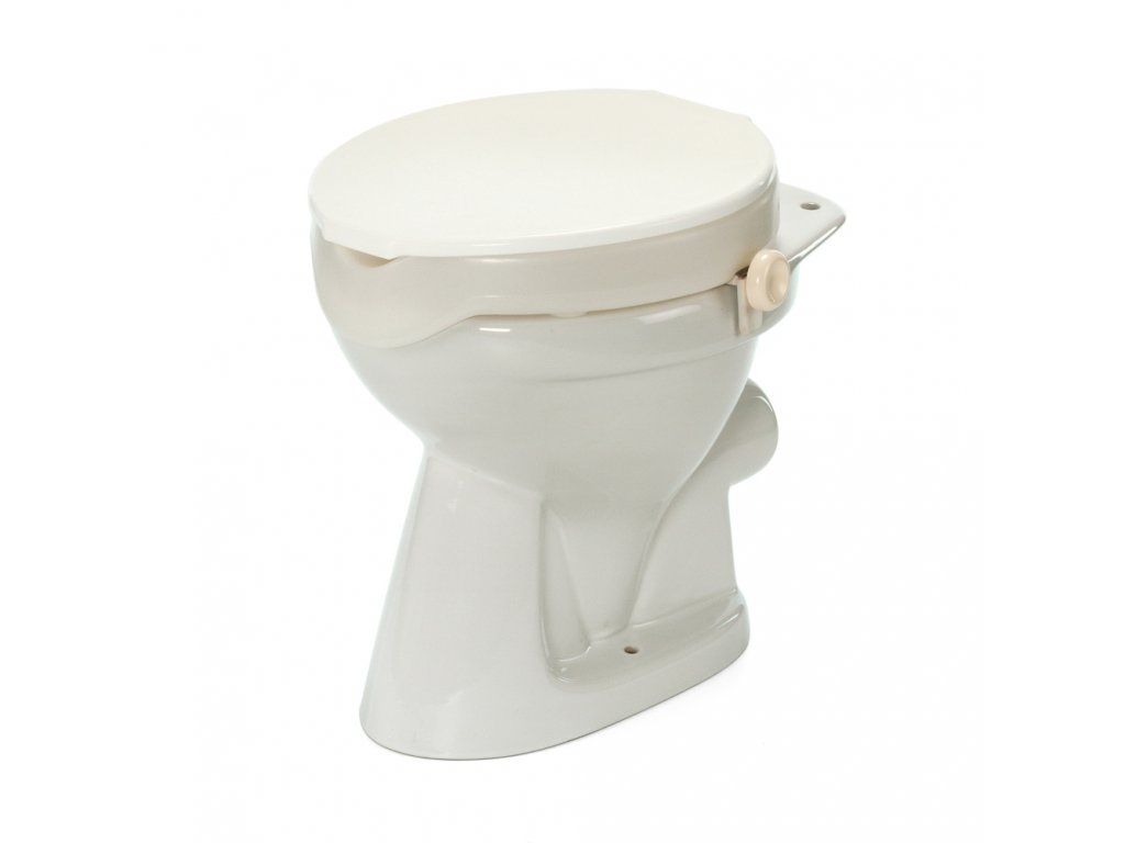 Nadstavec na WC 5 cm poklop, 508 C/Deluxe