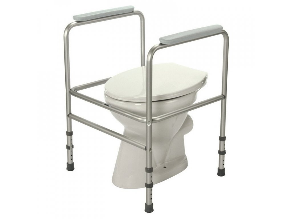 Podpera k WC prenosná, 501 EL