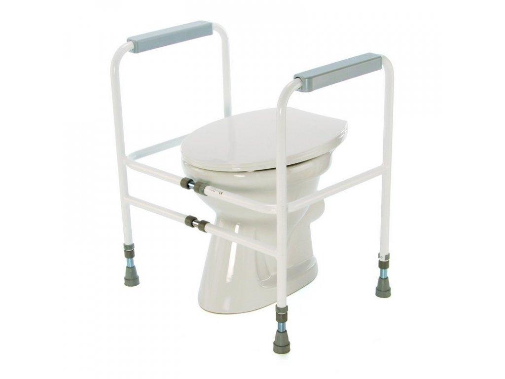 Podpera k WC roztiahnuteľná, 4321 EX