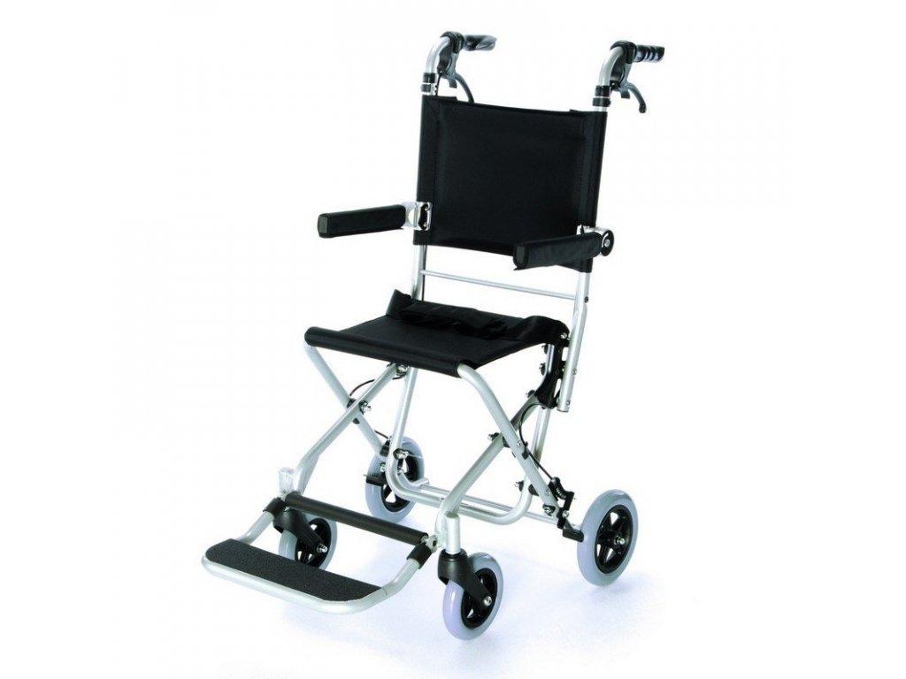 Invalidný vozík transportný, JBS 512